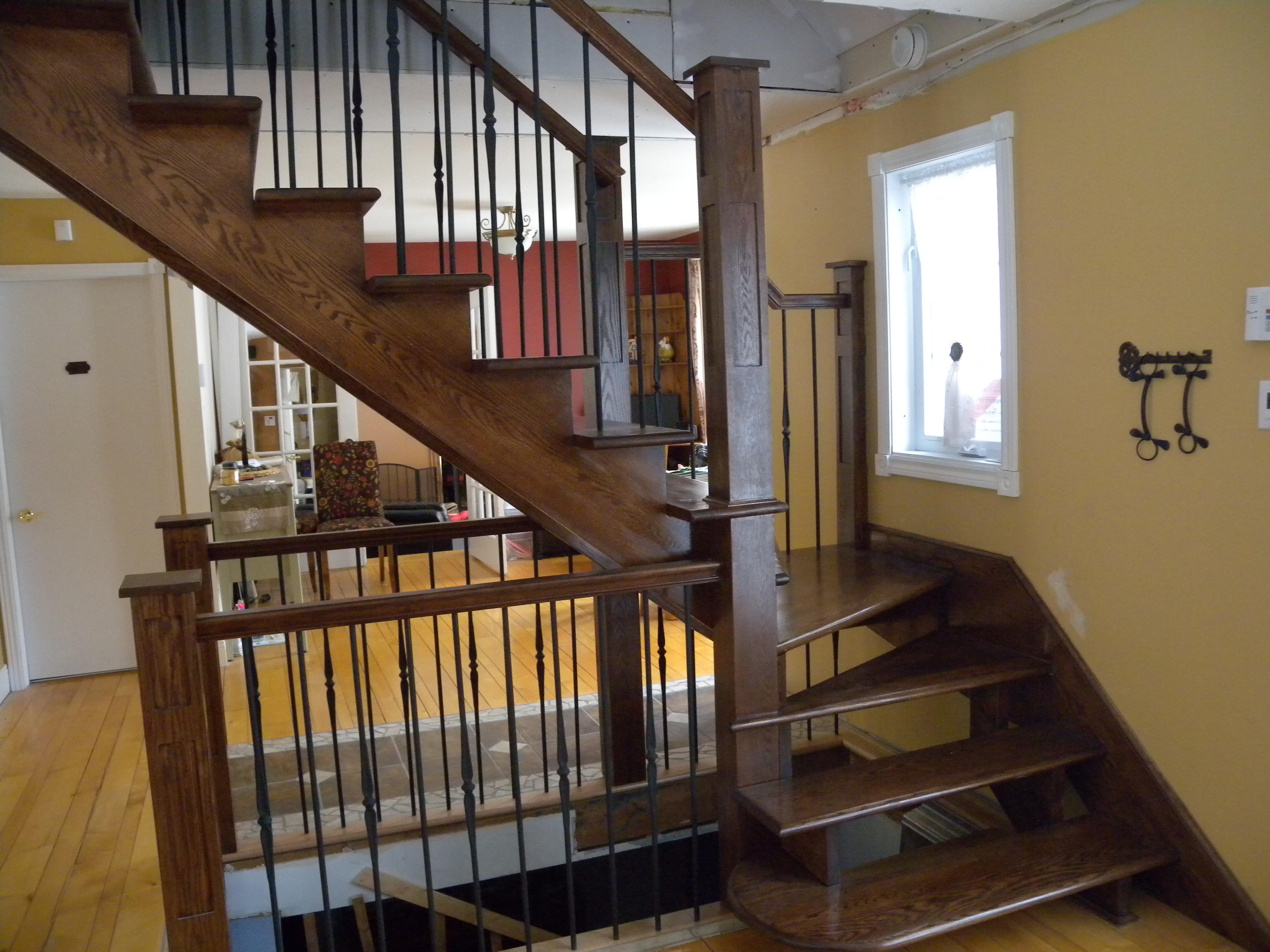 r alisations d 39 escaliers. Black Bedroom Furniture Sets. Home Design Ideas