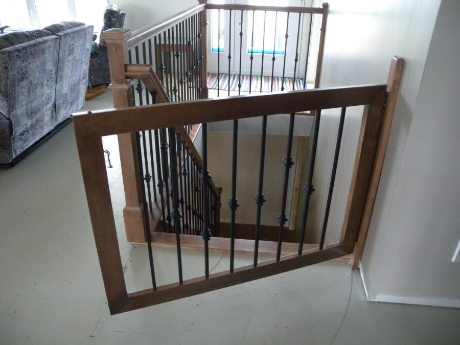 Barriere escalier for Barriere escalier leroy merlin